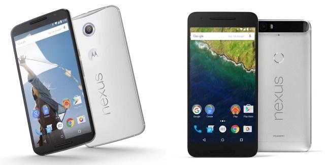 Du Nexus 6 au Nexus 6P : Huawei fera-t-il oublier Motorola ?