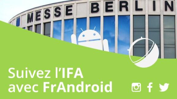 IFA 2015 : toutes les annonces du 2 septembre