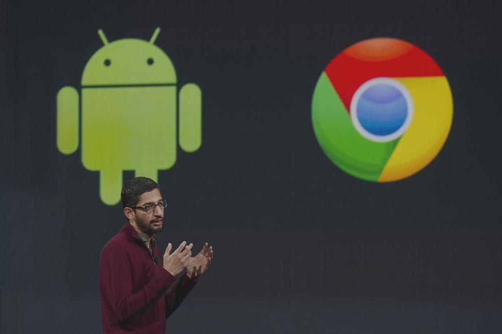 Chrome OS est mort, vive Android !