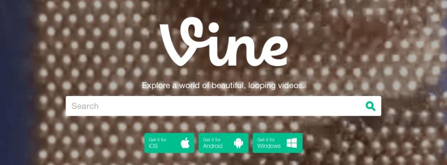 Vine lance la fonctionnalité «vines similaires»