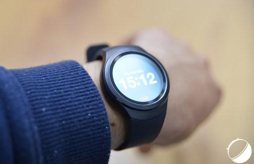 Samsung Gear S2 : une mise à jour pour la montre coréenne