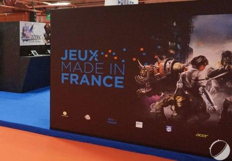 Paris Games week 2015 : pour trouver le jeu mobile, cherchez le stand Français !