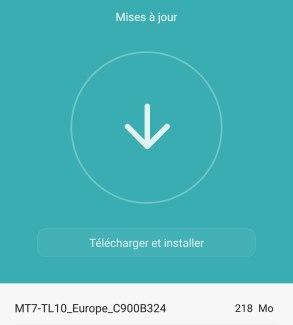 Android 5.1.1 Lollipop : la mise à jour finale est enfin disponible sur le Huawei Ascend Mate 7