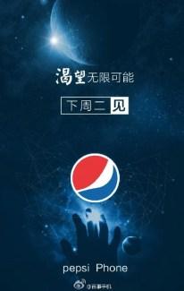 Pepsi P1 : et si Pepsi lançait son propre smartphone ?
