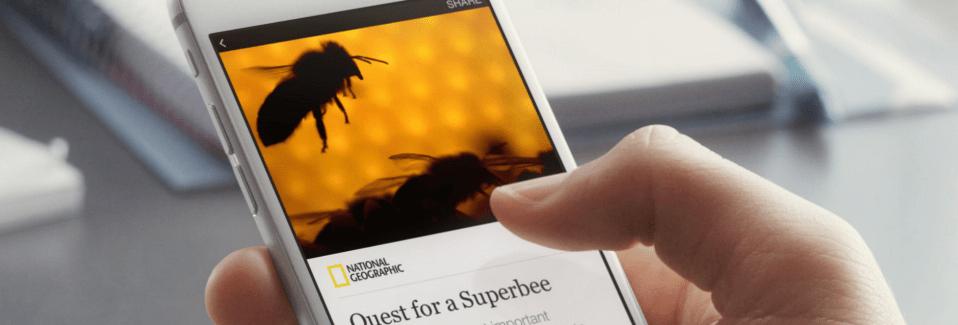 Avec Notify, Facebook ambitionnerait de devenir relais d'informations