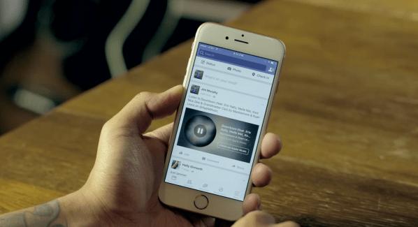 Facebook va intégrer de manière plus poussée Spotify et Apple Music