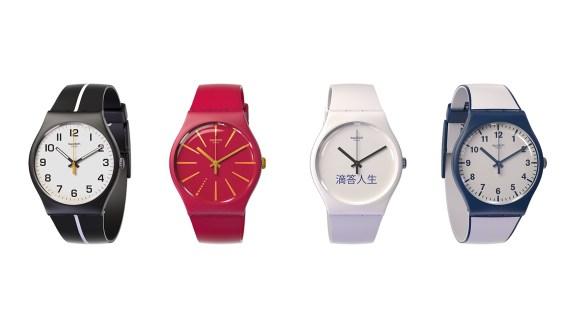 Pour lancer sa montre NFC, Swatch s'allie à Visa