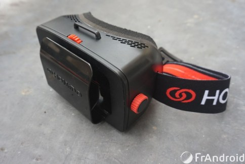 Envie de goûter à la réalité virtuelle ? Le casque Homido est en promo à 49,90 euros