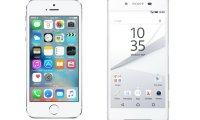 iPhone SE VS Sony Xperia Z5 Compact : Apple a-t-il un rival du côté...