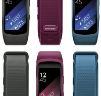 Des images du Samsung Gear Fit 2 en action