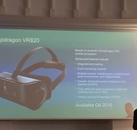 IFA 2016 : Le Snapdragon VR820 est la réponse de Qualcomm à Intel Project Alloy