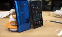 Le HTC U Ultra Sapphire Edition arrive en Europe à un prix prohibitif
