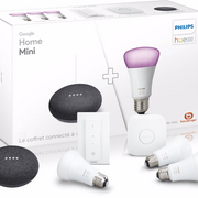 🔥 Black friday : plusieurs packs complets Google Home, avec ampoules Philips Hue et Chromecast 2