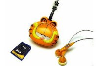 Garfield décliné en baladeur MP3