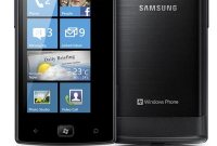 Omnia W : Samsung présente le premier smarphone sous Windows Phone Mango