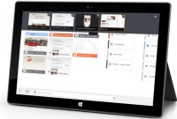 Mozilla lance Firefox pour Windows 8 en beta