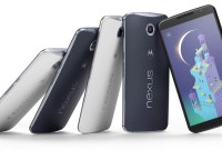 Le Nexus 6 officialisé par Google, avec Android Lollipop
