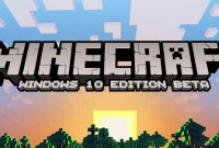 Minecraft pour Windows 10 sortira le même jour que Windows 10