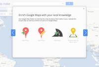 Google Map Maker de nouveau disponible en France
