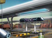 Hyperloop : Elon Musk affirme avoir reçu l'accord du gouvernement pour une ligne Washington - New York