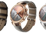 Asus lance sa montre connectée ZenWatch 3 en France