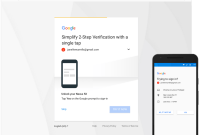 Double authentification : Google veut se passer des SMS pour la validation