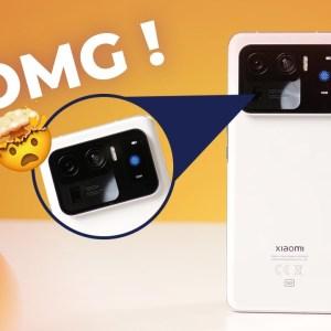 Test du Xiaomi Mi 11 Ultra : Zoom x120, écran au dos du smartphone, le mastodonte est arrivé !