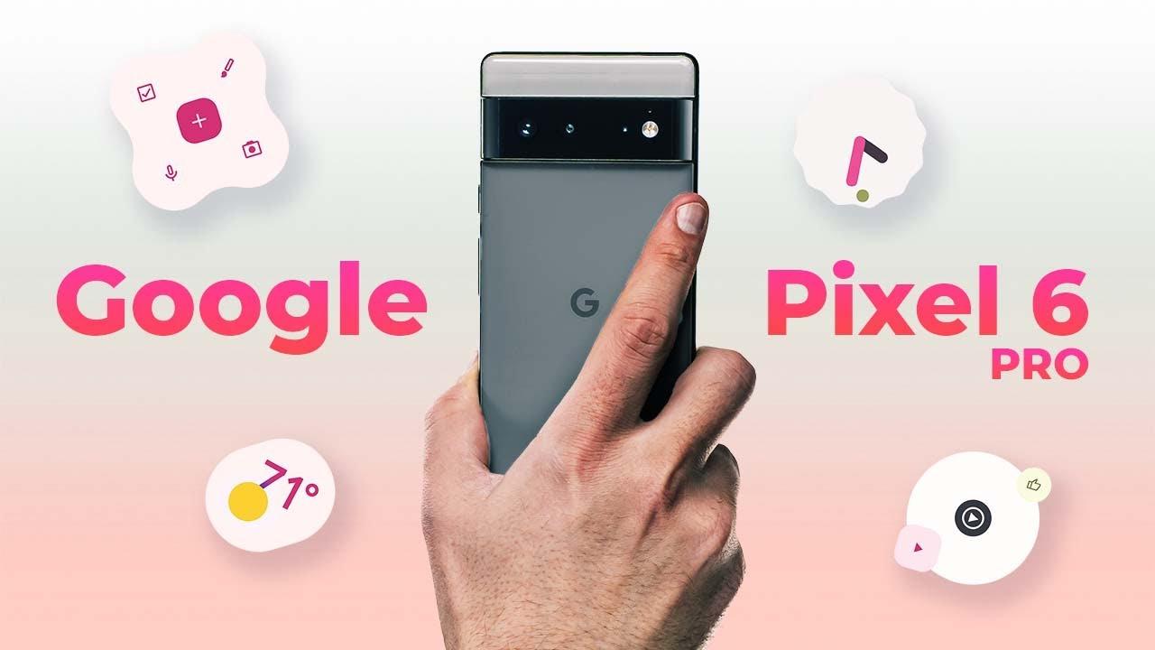 TEST du Google Pixel 6 Pro : à l'ASSAUT des FLAGSHIPS !