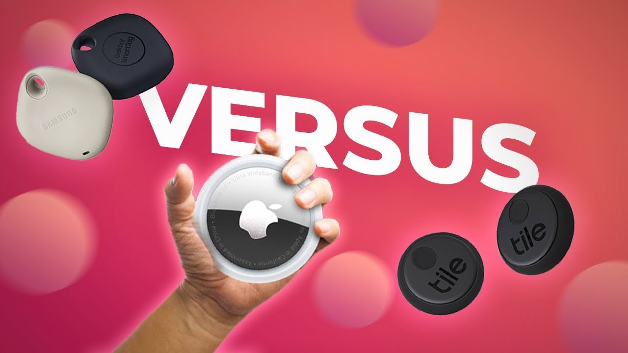 Apple AirTag vs Samsung SmartTag et Tile : lequel est le MEILLEUR ? (Course dans Paris)