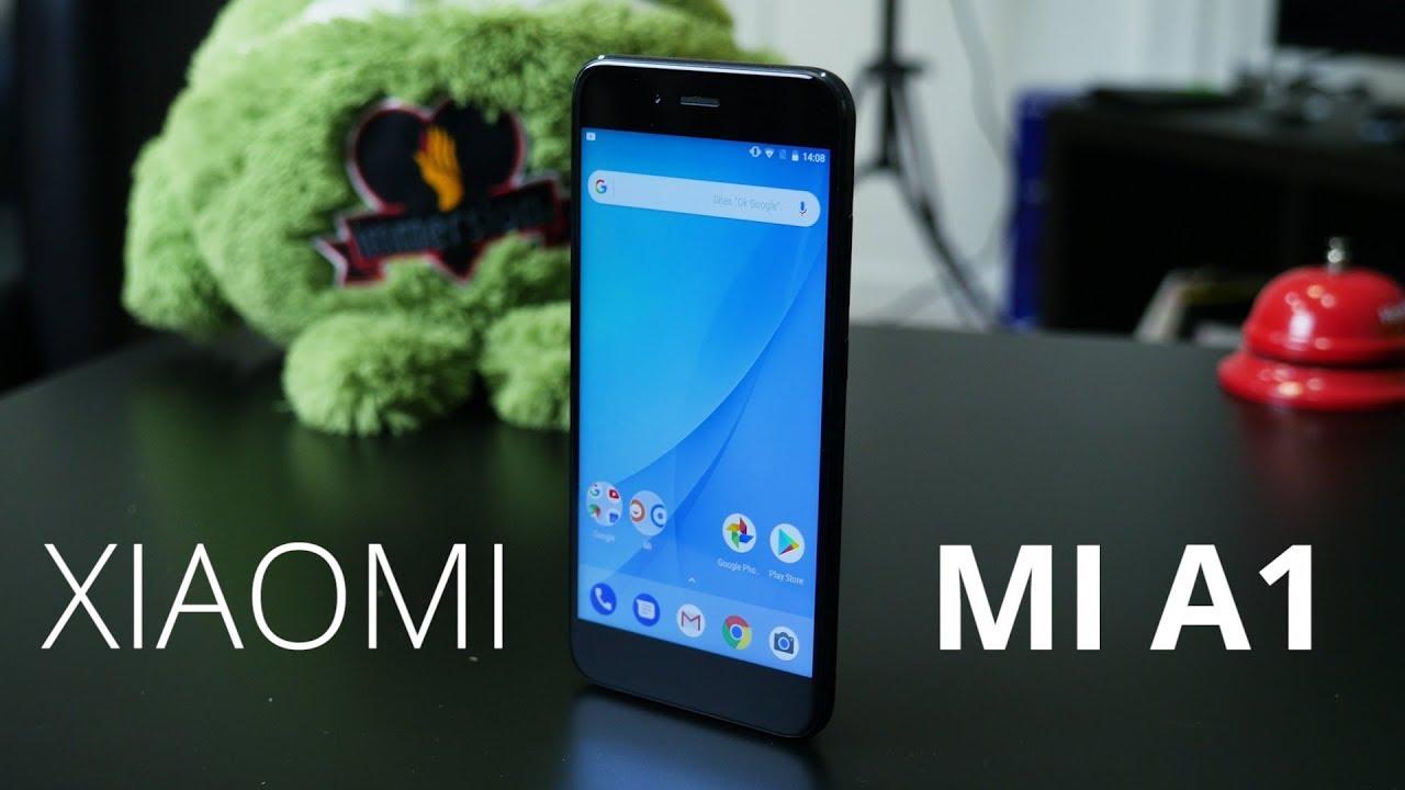 Test du Xiaomi Mi A1 : l'excellent petit prix sous Android One