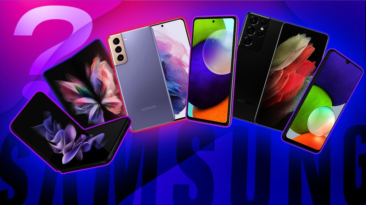 Quel Smartphone SAMSUNG acheter en 2021 ?! Guide d'achat