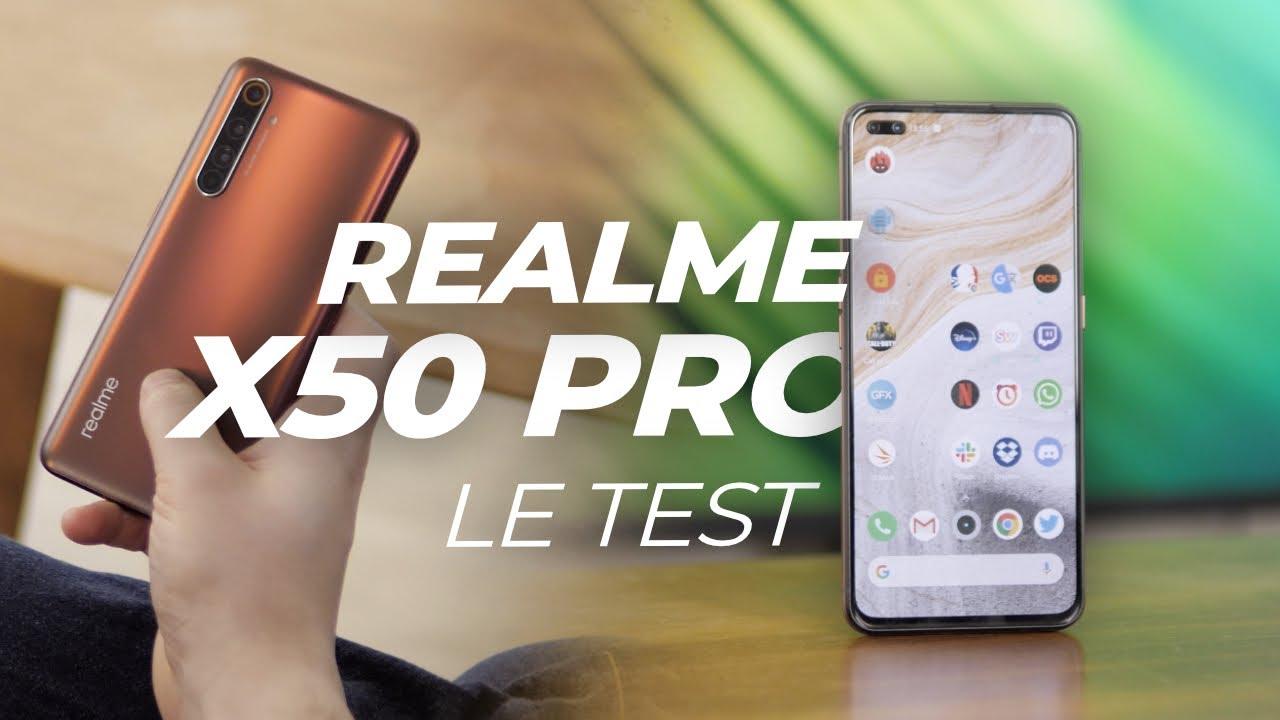 Le VRAI Flagship Killer de l'année ! TEST Realme X50 Pro 5G
