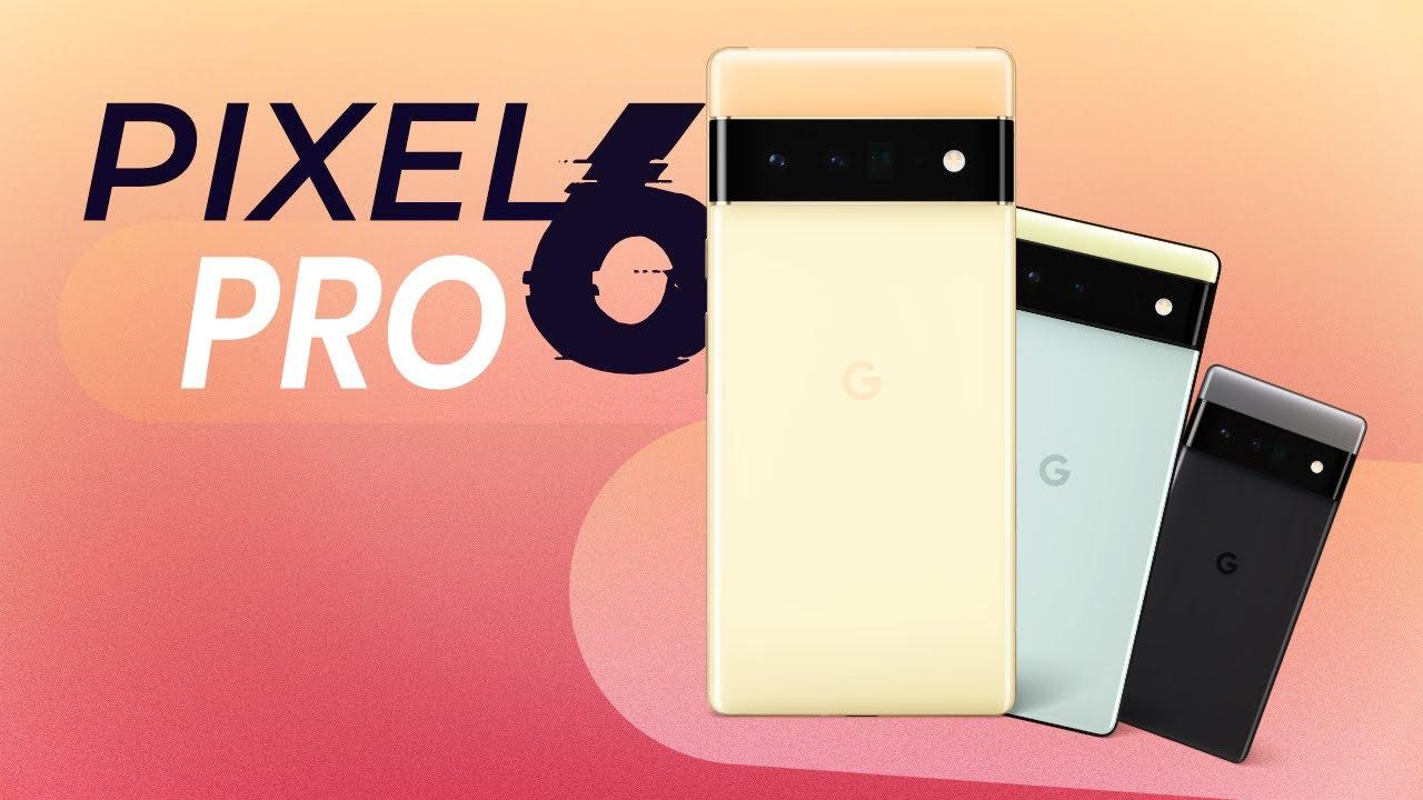 L'iPhone d'Android est ARRIVÉ ! Voici les Google Pixel 6 et Pixel 6 Pro