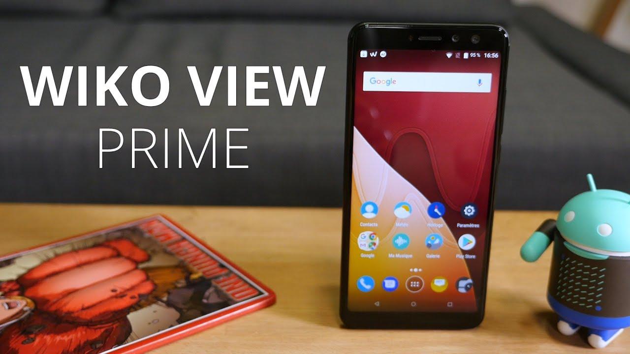 Wiko View Prime, notre test:avez-vous View ces bordures? 😅