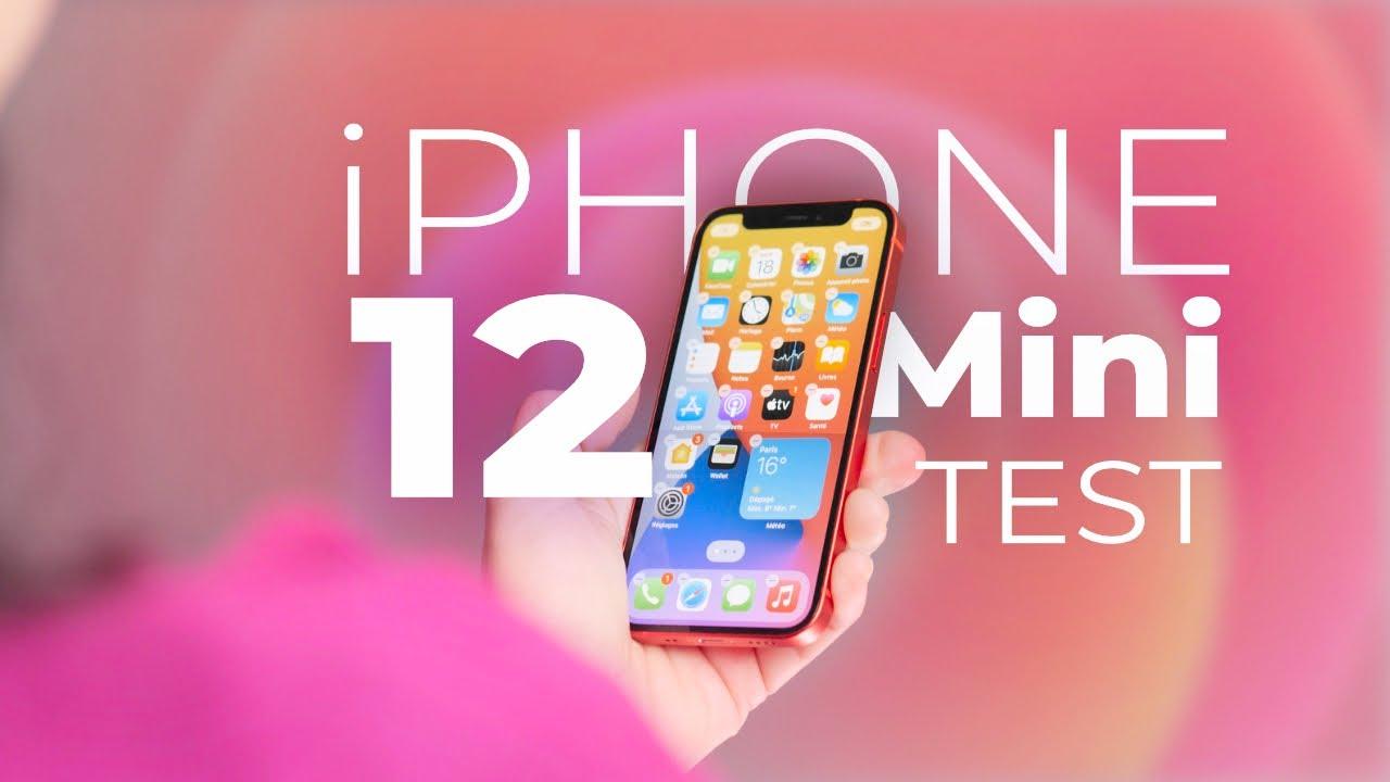 TEST iPhone 12 mini : le smartphone petit, puissant, qu'on veut moins utiliser !
