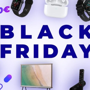 Les MEILLEURES offres BLACKFRIDAY 2020 HIGH-TECH à NE PAS LOUPER !