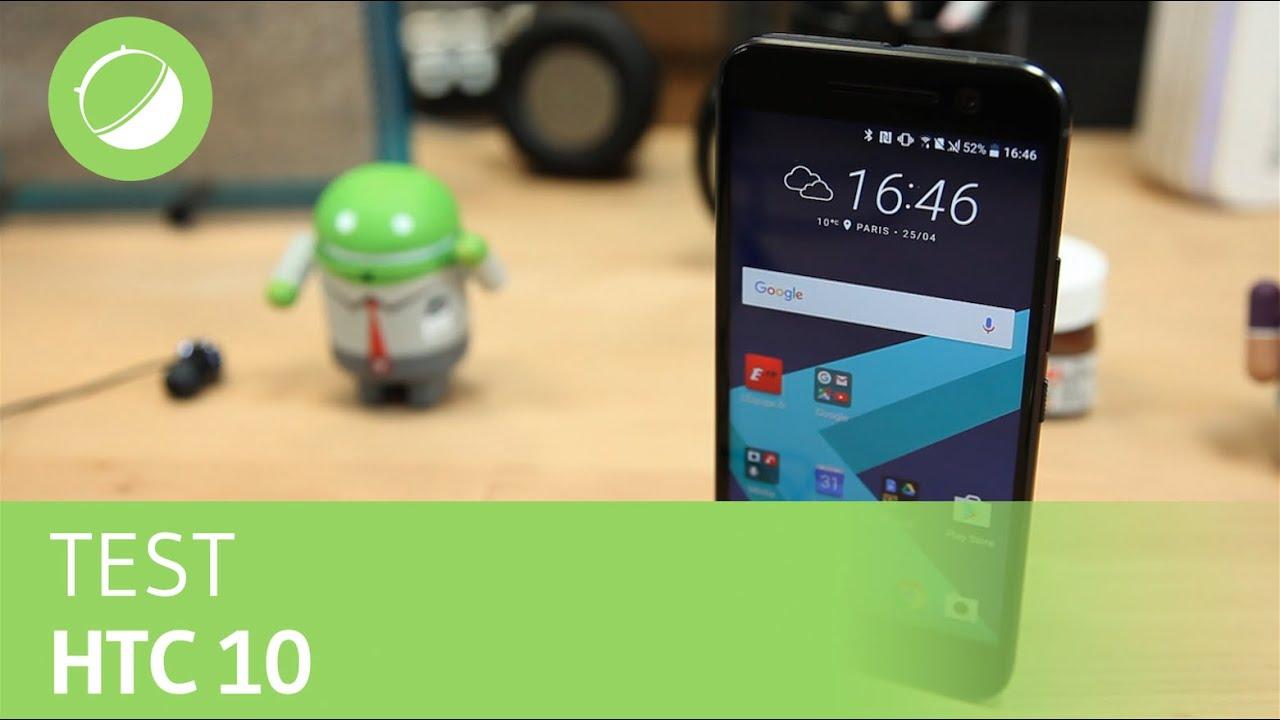 HTC 10 : Test