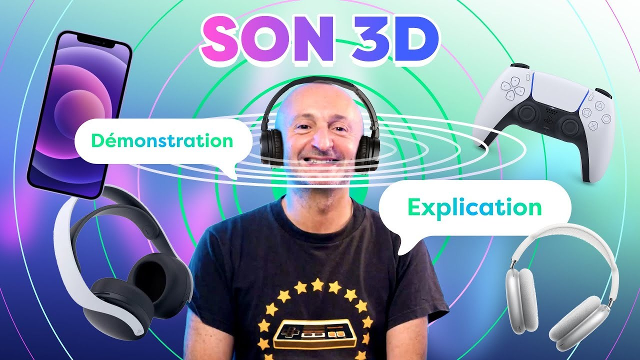 Audio 3D : Apple Audio Spatial, Dolby Atmos, Casques Gaming : ON EXPLIQUE TOUT avec @PP World !
