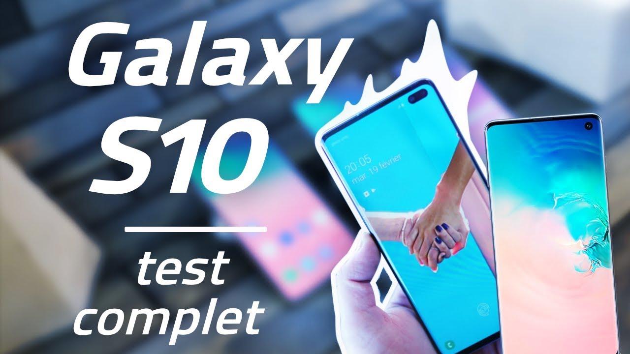 Le smartphone INCONTOURNABLE de 2019 (test du Samsung Galaxy S10 et S10+)