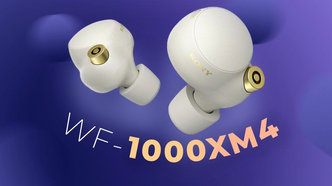 Les meilleurs écouteurs sans fil du marché ! (Test Sony WF-1000XM4)