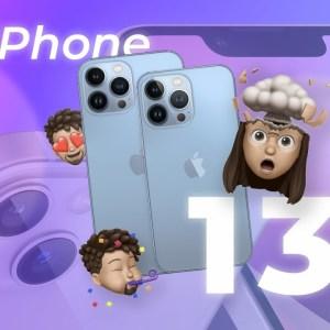 Les NOUVEAUTÉS de l'iPhone 13 et iPhone 13 Pro ! (et iPad 9, iPad mini, Apple Watch 7)
