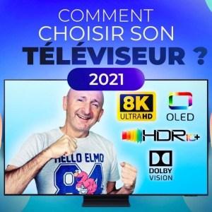 COMMENT choisir son TÉLÉVISEUR en 2021 ? OLED vs QLED ? TV 8K ? HDR ? Conseils de @PP World