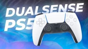 DUALSENSE : la nouvelle manette PS5 dévoilée par Sony !