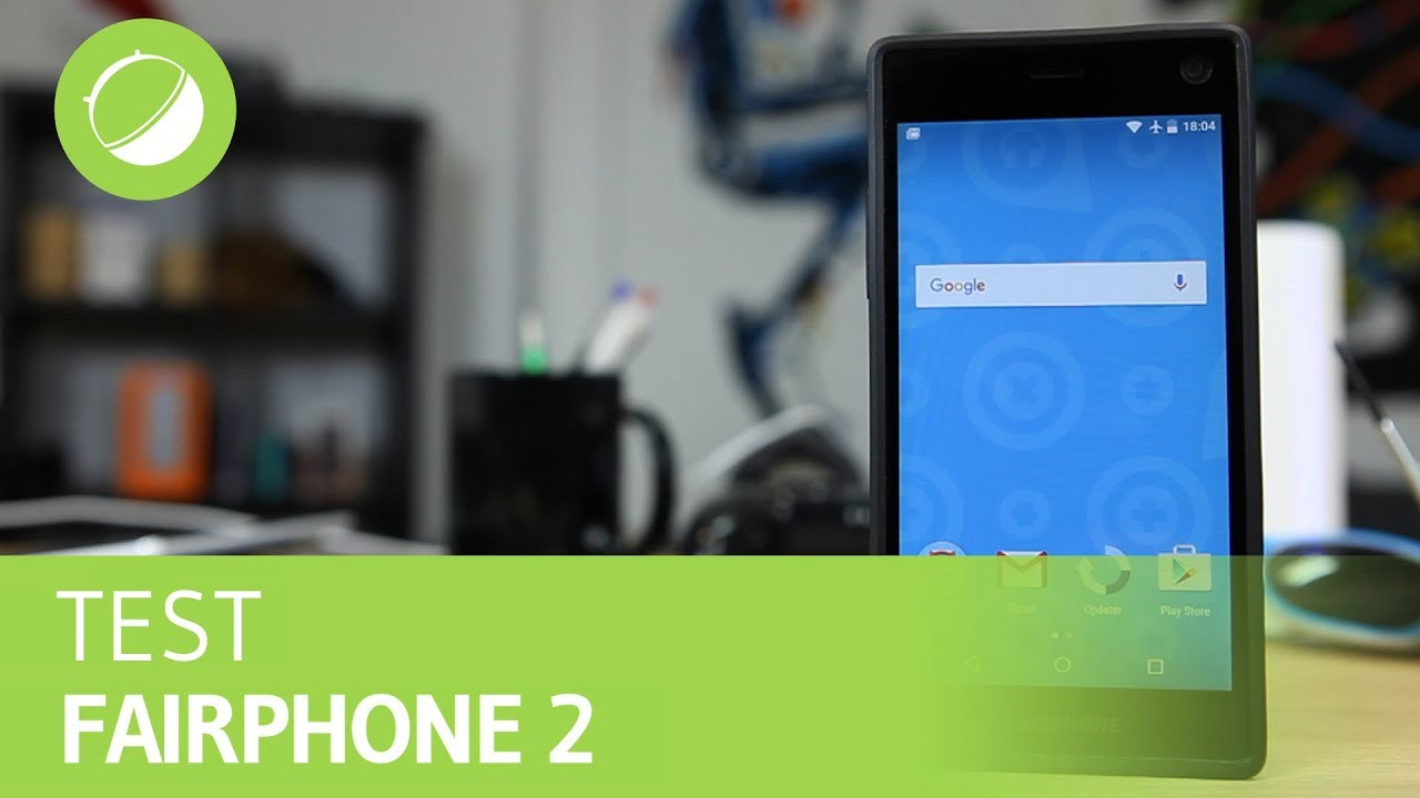 FAIRPHONE 2 : Le test
