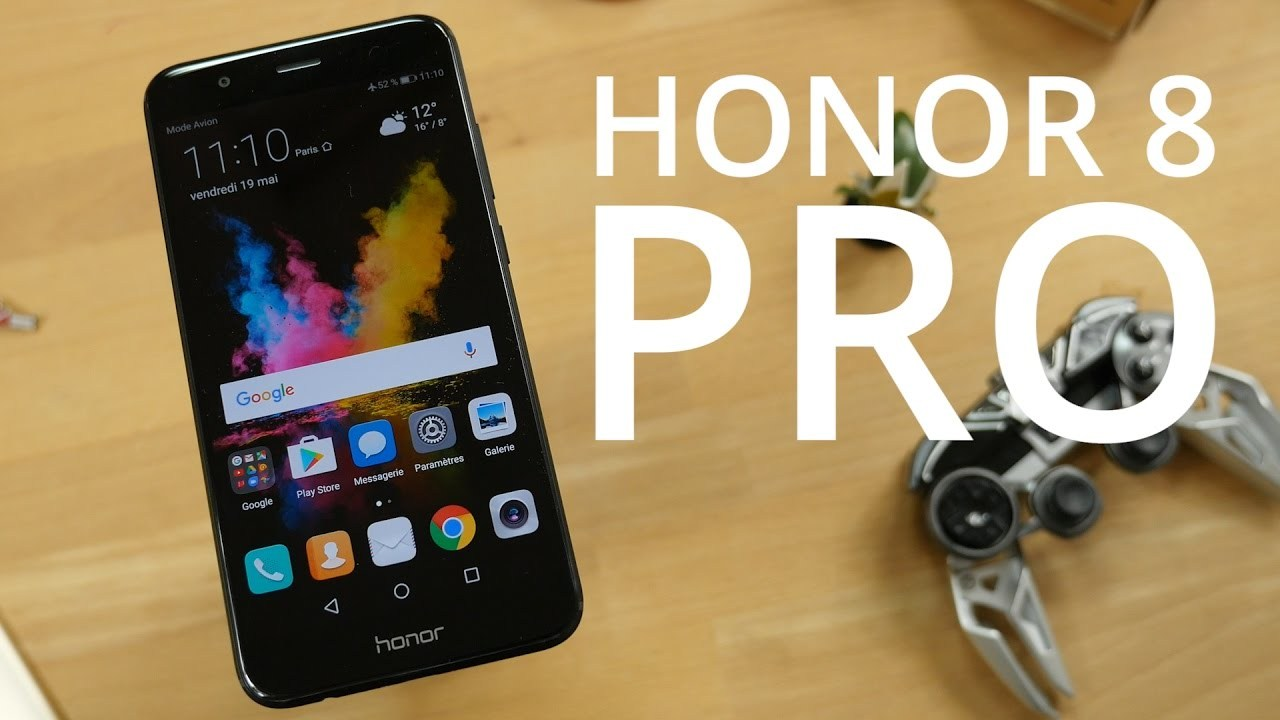 Test du Honor 8 Pro : un concentré de performances !
