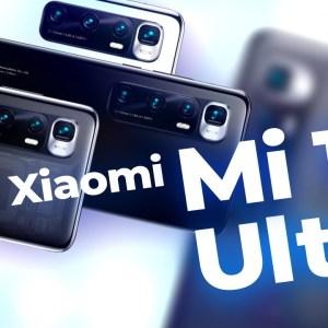Xiaomi MI 10 Ultra : le smartphone DE FOU que vous n'aurez pas ! (120 Hz, charge 120w, Zoom x120)