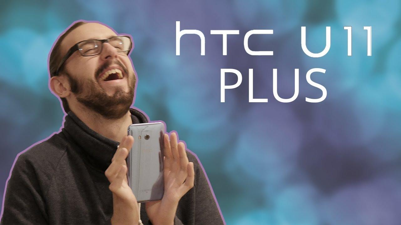 TEST du HTC U11 PLUS ! Retour au prix fort peu justifié