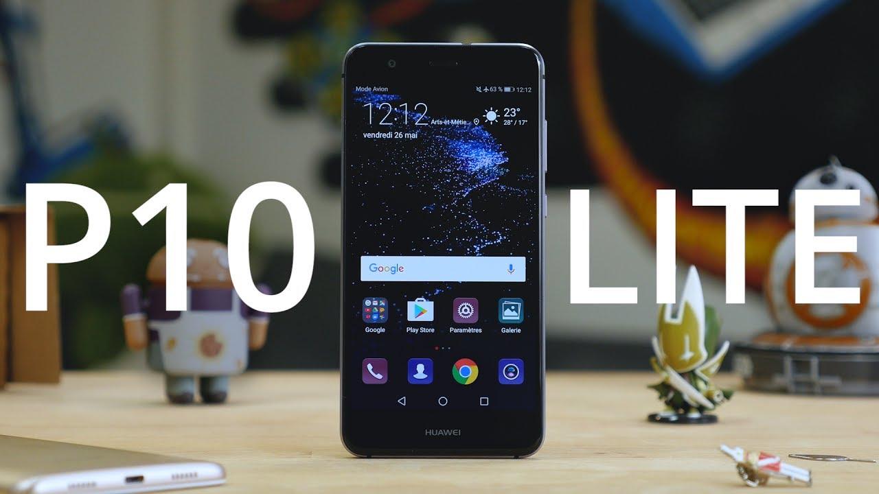 Test du Huawei P10 Lite : le bon smartphone de trop !