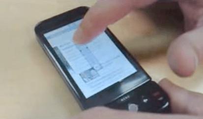 HTC Dream/T-Mobile G1, en noir ?