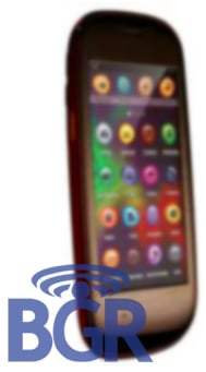 Première photo du smartphone Dell ?